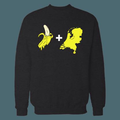 bananarepublik sweatshirt black