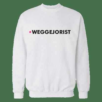 weggejorist sweatshirt wit