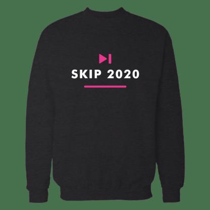 skip 2020 sweatshirt black
