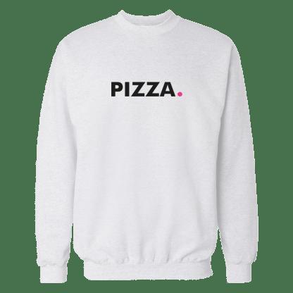 pizza sweatshirt wit