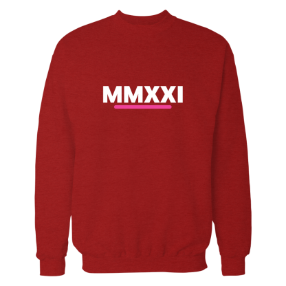 MMXXI rood