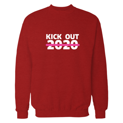 kick out 2020 rood