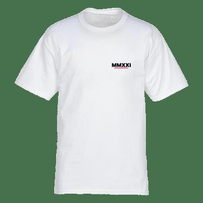 mmxxi subtle tshirt wit