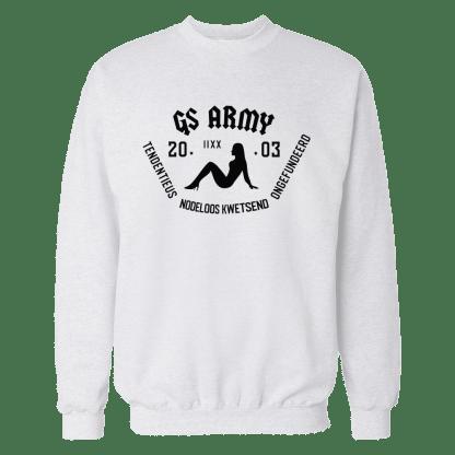 gs army sweatshirt wit