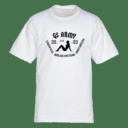 gs army tshirt wit